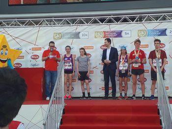 Sevniški atleti uspešni v Kočevju, na Dunaju in v Radovljici