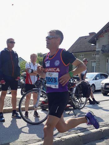 Uspehi sevniških atletov na maratonu Treh src