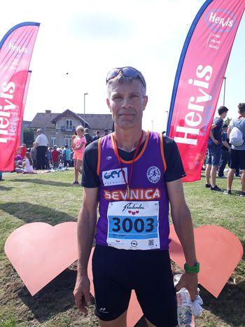 Sevniški atleti tudi letos uspešni na maratonu Treh src v Radencih