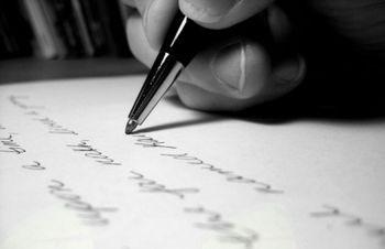 Rad pišem z roko