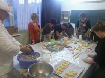 Kuharska delavnica z mojstrom pekarstva
