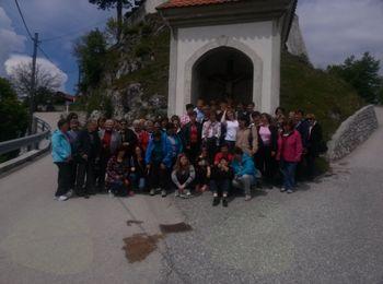 Društvo podeželskih žena Mirna Peč na strokovni ekskurziji v Zagorju