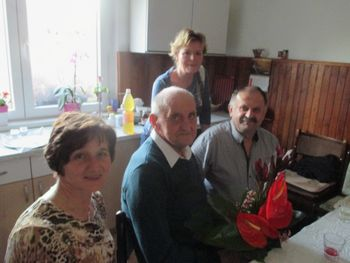 90 let Zupanovega ata