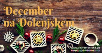 December na Dolenjskem