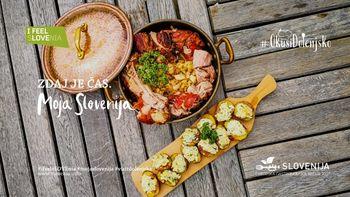 """Promocija Dolenjske kot kulinarične destinacije z akcijo """"Okusi Dolenjsko"""""""