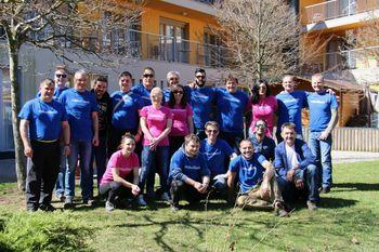 Delovna akcija zaposlenih zavarovalnice SAVA