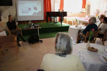 Alzheimer caffe v KDS Poslovni enoti Slovenj Gradec