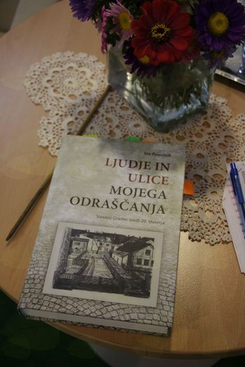 Predstavitev knjige Ive Potočnik