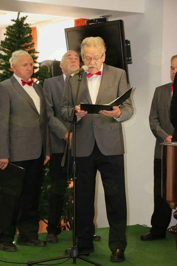 Moški pevski zbor Viharnik iz Mežice