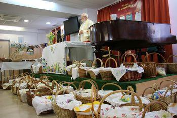 Blagoslov velikonočnih jedi