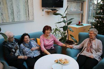 Silvestrovanje v Koroškem domu starostnikov Slovenj Gradec