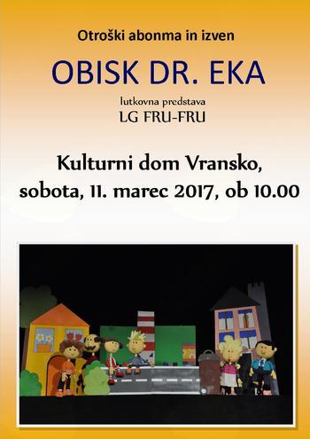 OBISK DR. EKA (otroški abonma in izven)
