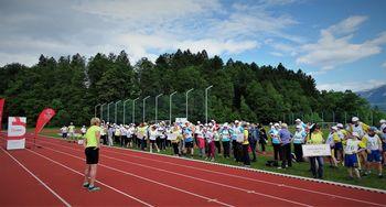 Letne igre Specialne olimpiade za gorenjsko regijo