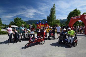 Dnevi pospeškov in nasmeškov v CUDV Radovljica od 8. - 9.6.2017