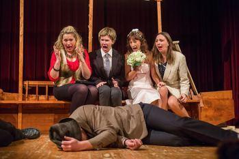 Gledališka predstava Usodna pletna