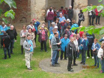 Izlet članov Medobčinskega društva Sožitje na Gorčko