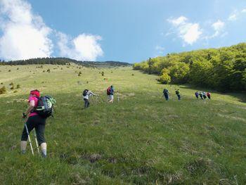 13. Trdinov pohod v gore nad Predvorom