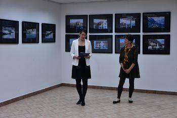 Refleksije – fotografska razstava Bince Lomšek v Kranju