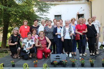 Mengeški likovniki že tretjič na likovno kolonijo v Novi Klošter