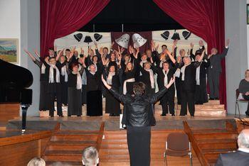 Razstava o delu Pevskega društva ZVON