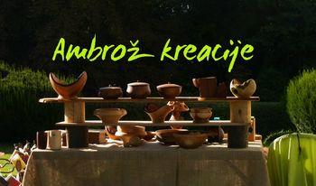 Unikatni leseni izdelki: AMBROŽ KREACIJE