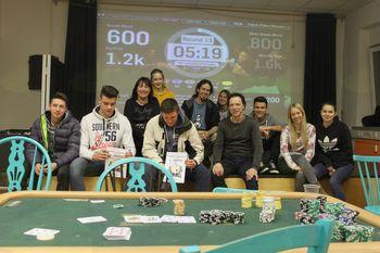 Turnir v pokru v Mladinskem centru Mengeš