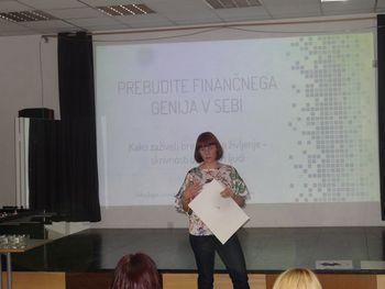 Predavanje v Mladincu: Si želite več svobode, manj stresa in skrbi?