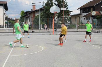 Počitniški nogometni turnir trojk