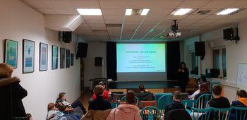 V AIA-Mladinskem centru interaktivno predavanje: Kaj boš, ko boš velik?