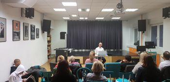 Čustvena inteligenca – predavanje v Mladinskem centru Mengeš