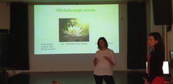 Obvladovanje stresa s pomočjo čuječnosti