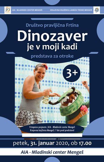 Pomagajmo kosmatincem z Dinozavrom
