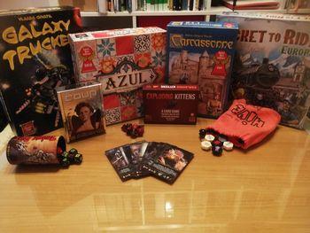 Družabni večer namiznih iger – Board game night v AIA – Mladinskem centru