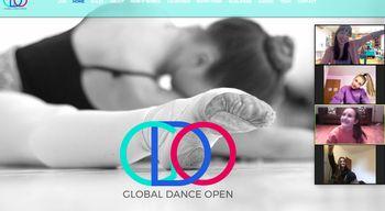 Uspehi plesalk društva AIA na prvem virtualnem mednarodnem tekmovanju