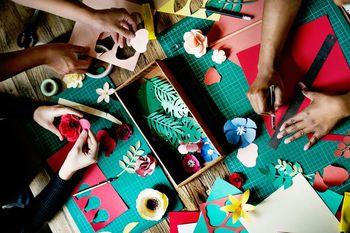 3. USTVARJALNI NATEČAJ Ustvarjalne papirčkarije