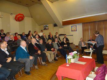 57. redni letni občni zbor Turističnega društva Mengeš