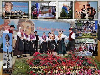 Desetič v Beljaku na Slovenskem dnevu
