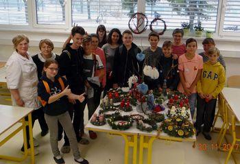 Turistično društvo Mengeš na tehniškem dnevu v Osnovni šoli Mengeš