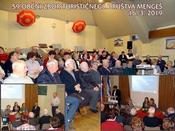 Občni zbor Turističnega društva Mengeš