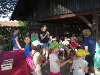 Otroška poletna delavnica TD Mengeš
