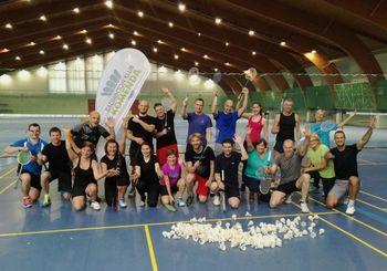 Intenziven tečaj badmintona - začetni in nadaljevalni