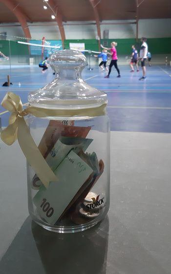Badminton in dobrodelnost ponovno velik uspeh
