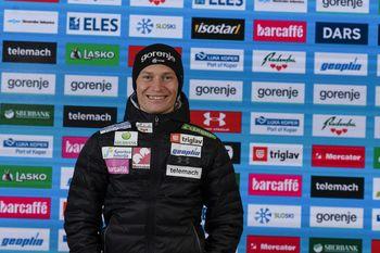Anže Lanišek odlično odrinil v novo sezono svetovnega pokala