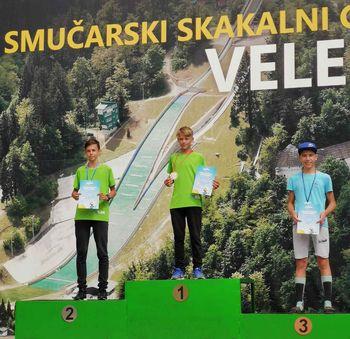 Od stopničk do (dvojnih) zmag za SSK Mengeš