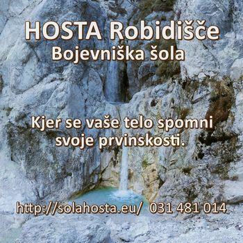 Bojevniški tabori za osnovnošolce v najzahodnejši vasi Slovenije