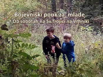 Gozdni pouk za mlade
