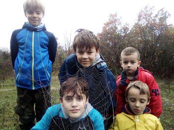 Gozdni krožek za mlade Hosta