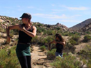 Treningi Šamanskih kretenj