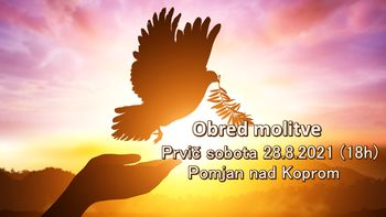Obred molitve