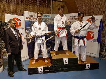 Mednarodni karate turnir v Bohinju
